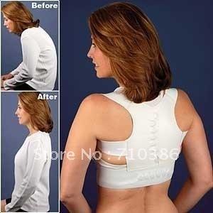 1pcs Magnetic Back Support & Shoulder Support,Back protector  No.2083