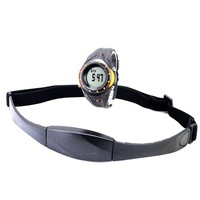 Free Shipping + Wholesale Dropship HOT!!! New Pedometer Heart Rate Watch + LCD Monitor/Clock/Memory Mode/Stopwatch