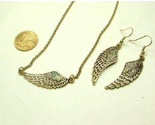 Free shipping 2012 new arrival Do old retro jewelry, necklace, earrings, two-piece 20pair/lot E202 wholesale(China (Mainland))