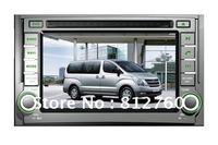 Car DVD Player for Hyundai H1/Starex/IMAX/ILOAD with GPS Navigation Car Stereo GPS Bluetooth Radio TV USB iPod+Free shipping