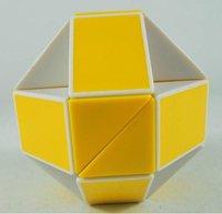 Yellow Magic snake & magic rule & Educational toys& Intelligence  Puzzle toys