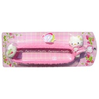 Hello Kitty Plush Car Rearview Mirror Cover 110150A39012