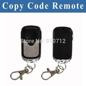 5pcs/lot 4 channel universal cloning garage door remote control transmitter duplicator 433.92MHz learning garage door opener