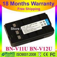 6V 2100mAh BN-V20U BN-V11U BN-V12U Battery for JVC GR-1UGR-AX2 GR-AS-X760U GR-AW1 Camcorder