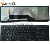 NSK-UGQ01 Laptop keyboard NSKUGQ01 with backlight