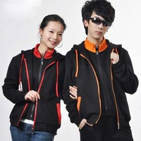 free shipping! New 2012 Spring Korean students hoodies ,2012 men leisure sports coat,couple hoodies