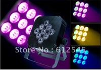 4pcs free shipping to usa/canada 9 3w slim 3w led par lights led stage light high quality par can
