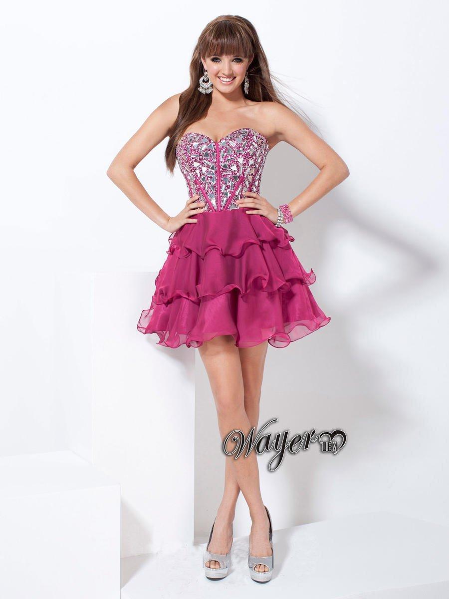 Sparkly Short Prom Dresses