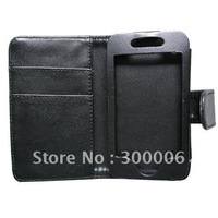 Wallet Leather Card Holder Flip Case Cover Pouch For iPod Touch 4 4G