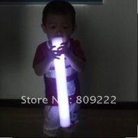 Festival Props White Foam Stick,Excellent LED Stick,CE RoHS Approval & Free Shipping !