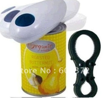 Automatic one touch can opener, bottle opener ,hot sales 1pcs 6.9USD
