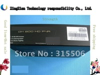 5pcs hot sale  DM800S HD receiver BOOTLOADER 84 SIM2.01 M TUNER free shipping