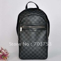 2012 LouissVuitton Graphite Backpack N58024
