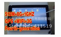 Планшетный ПК 4G 8G 16G 9/a13 ARM Cortex A8 1,2 Android 4.0, 512 MB DDR3 ID-M900D1