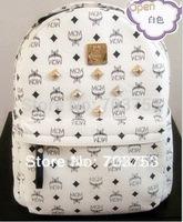 2015 Limited Softback Unisex Leather Backpack Mochila Infantil Mochila Escolar New Mcmbag Rain Girlhood Backpack+free Shipping