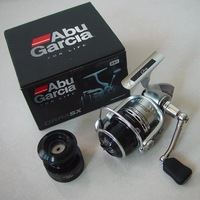 Free Shipping, ABU Garcia ORRA SX40, 2 line cup, all aluminium,  8+1BB Fishing spinning reel