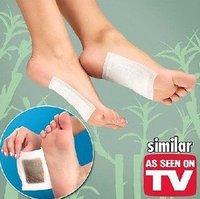 Kinoki Detox Foot Pads Patches with adhersive KINOKI Cleansing Detox Foot Pads 2000pcs 270USD