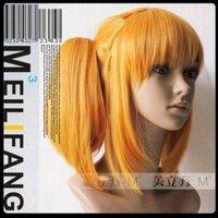 Vampire Knight Touya Rima Golden Blonde Cosplay Wig MLCF95
