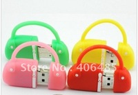 10pcs/lot  free shipping  handbag  usb flash drive    8GB 16GB 32GB USN FLASH MEMORY