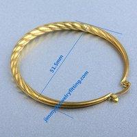 Earring fittings hoop earring   loop earring components 51mm wholesale price