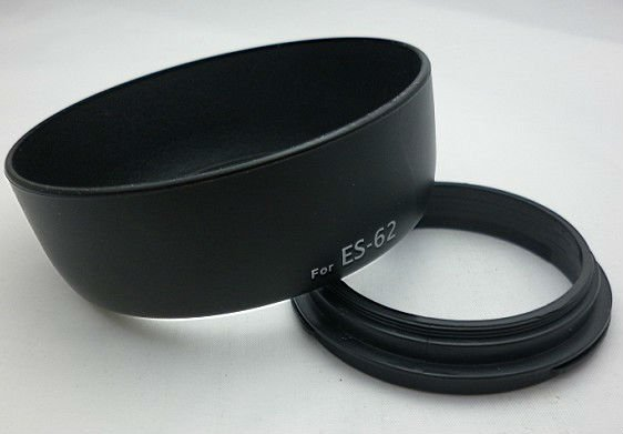 Replace ES-62 ES62 Lens hood for EOS EF 50mm f1.8 II Lens(China (Mainland))
