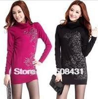 women Hoodies 2012 autumn and winter women thick fleece sweatshirt sports casual outerwear free shipping