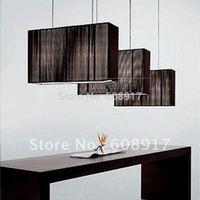 Free Shipping Hot Selling Suspension Claviu Pendant Lamp Modern Fabric Pendant Light
