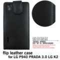 hight quality leather case leather pouch  for LG Prada 3.0 P940,free shipping