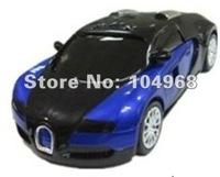 New Arrival ! - sports car model design radar detector /radar Car Anti-Radar Detector Russina/English Speaking Free shipping
