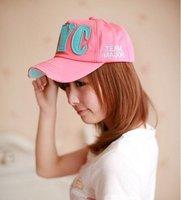 Free shipping -- wholesale (10 pieces/lot) cotton Baseball cap / NYC baseball Visor / hat 11 colors