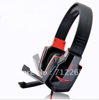 free shipping 18 head type game headset with a microphone fashion appearance