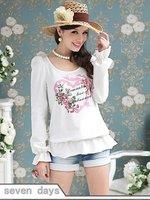 Женские блузки и Рубашки 7 DAYS N452911