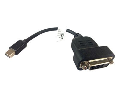 Active Mini DisplayPort DP - DVI Single Link adapter support ATI Eyefinity 6 LCD 007(China (Mainland))