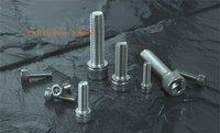100pcs/lot DIN912 M6*20 Stainless steel hexagon socket cap screw