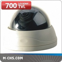 700TVL  4 inch plastic high quality 1/3 Sony Security Dome CCTV Camera