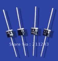 10A10 power ic bridge rectifier 100Pcs molded plastic 1000V 10A rectifier diodes 10A10 HOT SALE High Quality(China (Mainland))