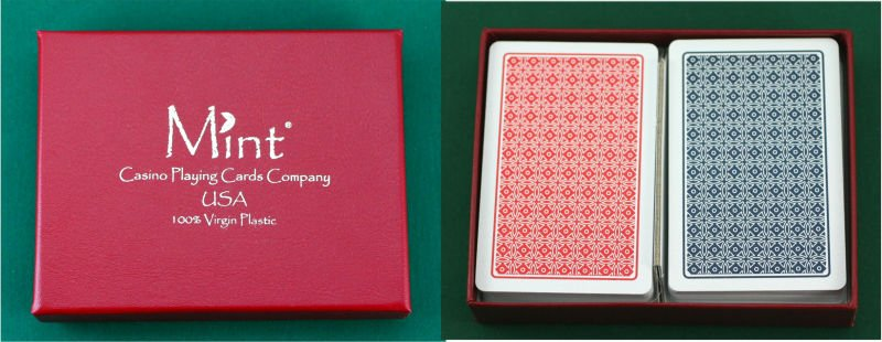 PVC Plastic Playing Card( in silk box) [Custom Design Accepted]\Best quality+Lowest price+Fast shipping(China (Mainland))