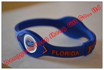 Florida Gators FL NCAA College Sports Power Bracelet Wristband Band NIB Blue