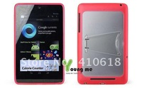 Google Nexus 7 bracket cover  water cover Scrub cover, protective cover, special non-toxic environmental protection shell