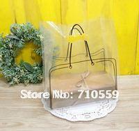 cookie bag Shopping bags takeaway bag food packaging Korean imports of packaging transparent bag