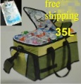 35L California Innovation/Car refrigerator/fresh Breast milk-picnic bags-ice bag-warm & cool bag - cooler bag -factory price