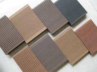Anti-UV,anti-slip wpc board/ wood plastic composite decking