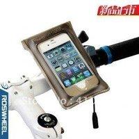 TPU  roswheel waterproof bicycle cell phone pocket
