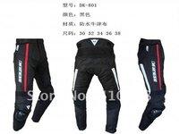 The 2010 Dennis Oxford cloth racing pants, motorcycle pants