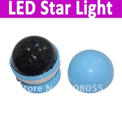 Free Shipping Star Master Mini Star Projector with colorful stars for computer gift lamps for home kids baby room light(China (Mainland))