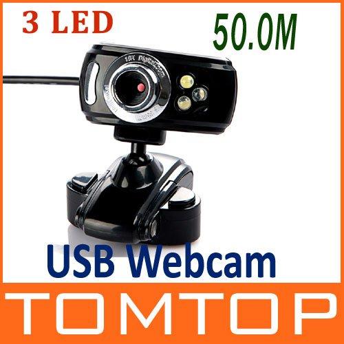 M usb webcam camera web