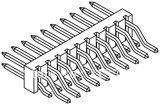 2.0mm Pitch Pin Header ,Dual Row,Surface Mount,Horizontal