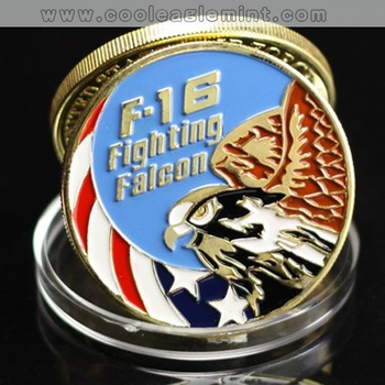 NEW Challenge Coin 002