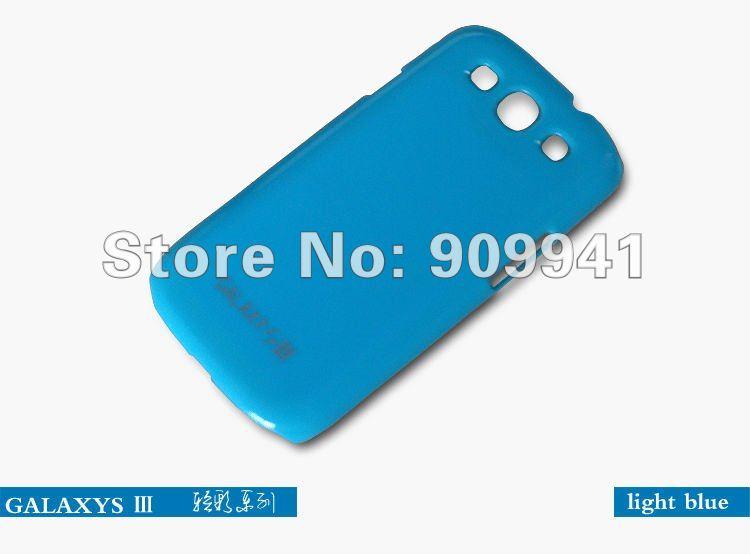 20pcs X Wholesale Self-designed Showkoo PC Thin Plastic case galaxy s3 Siii i9300 case Free shipping(China (Mainland))