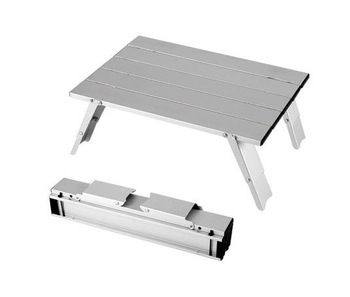 Free Shipping Camping Aluminium Folding Table Outdoor Table Camping Table 630g FMB-912